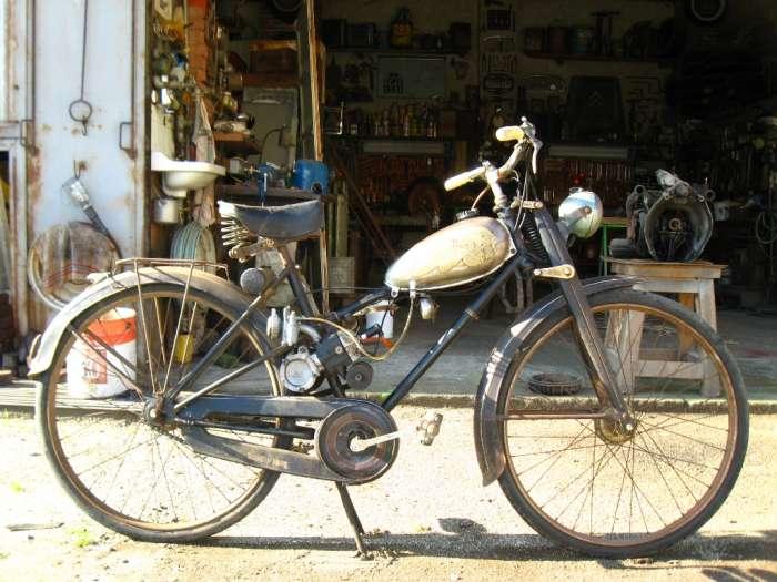 Bicicletta Bianchi A Motore