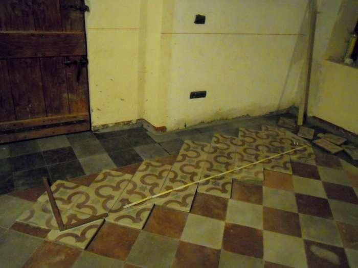 Citrogarages - Mattonelle cucina in muratura ...