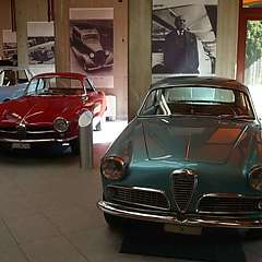 Alfa Romeo Giulia GT e Giulietta sprint