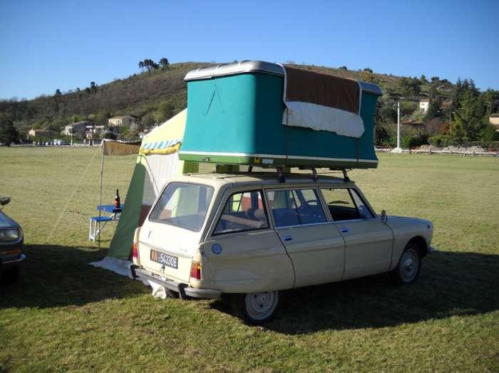 vendo tenda maggiolina anni 39 70