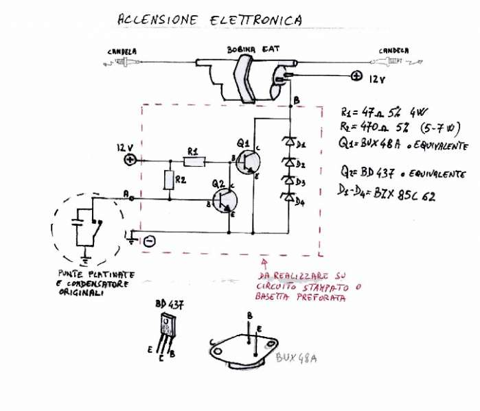 Schema Elettrico Per Doppia Accensione : Schema elettrico doppia accensione fare di una mosca