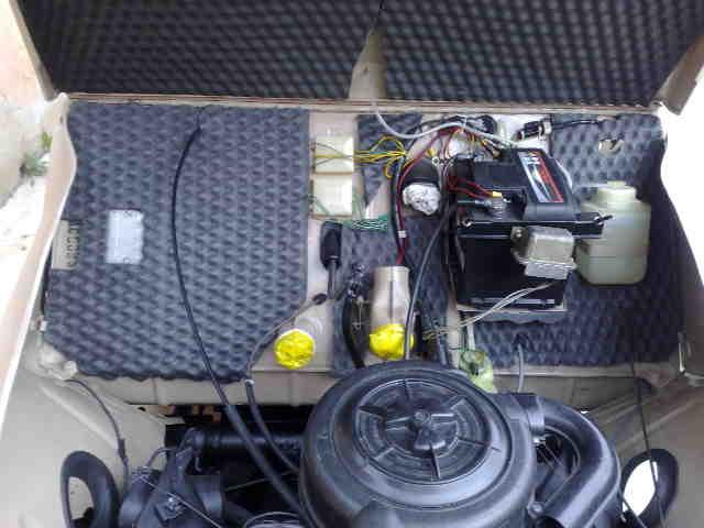 Insonorizzare motore auto - Insonorizzare porta ...