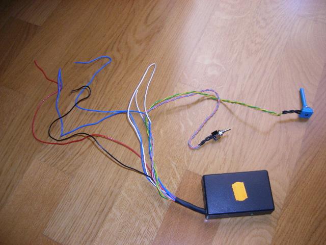Schema Elettrico Per Temporizzatore : Temporizzatore tergicristallo