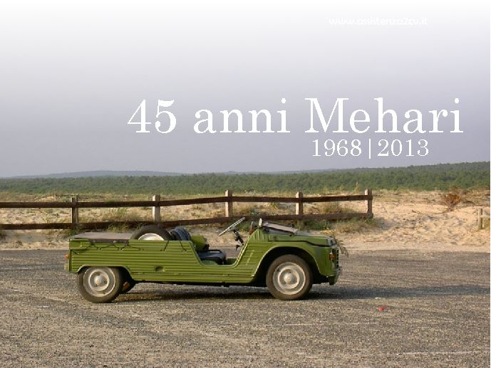 mehari-45 anni