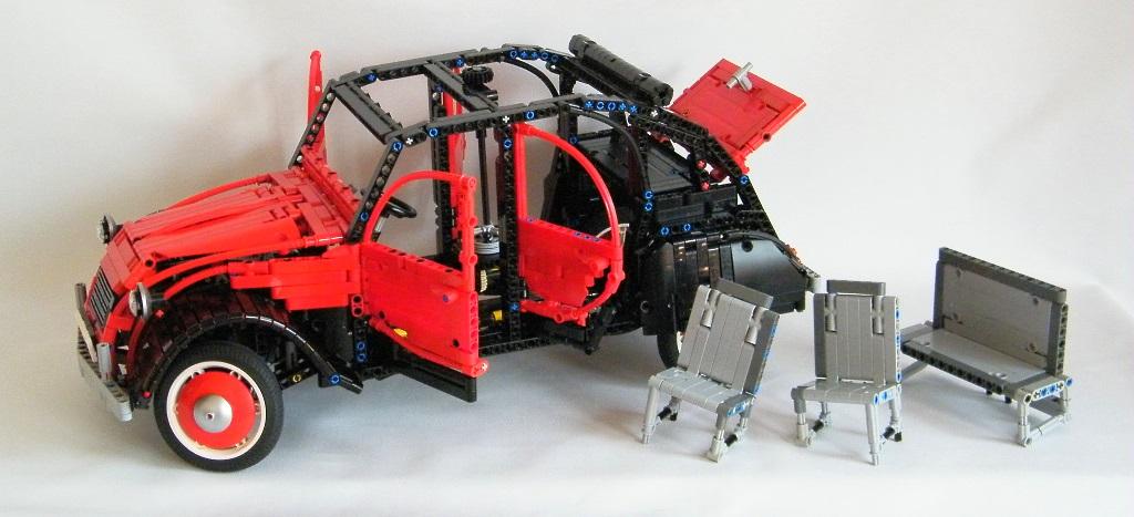 Charleston Lego Il Sito Internet Del Club Citroen 2cv Derivate
