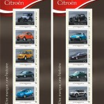 Le Poste francesi raccontano Citroën