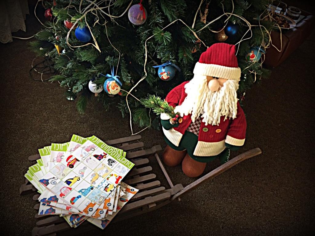 Natale calendario
