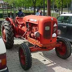Nuffield 350