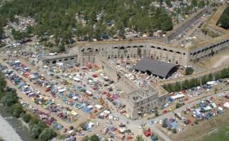 Raduno mondiale 2cv - Vinadio 2003
