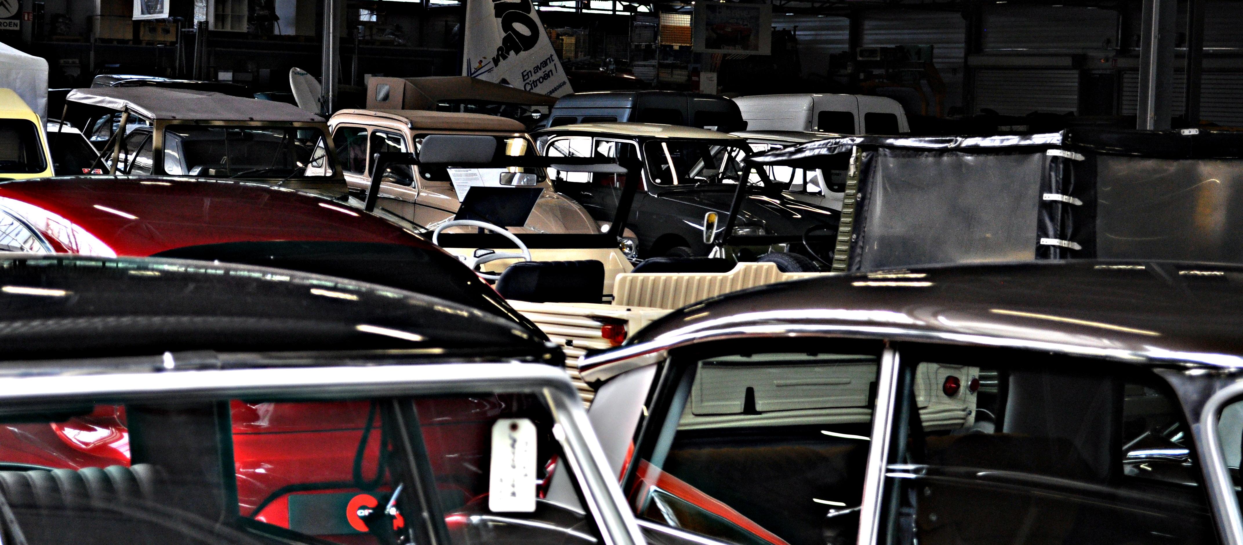 Visita al Conservatoire Citroën